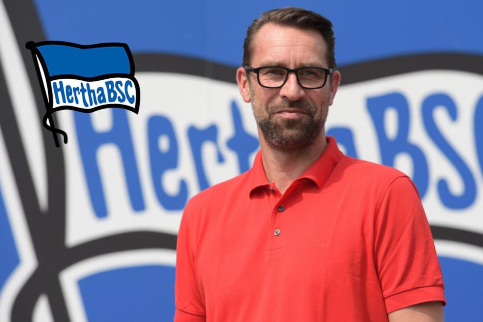 Hertha-Boss Preetz fordert klare Kante gegen Rassismus!