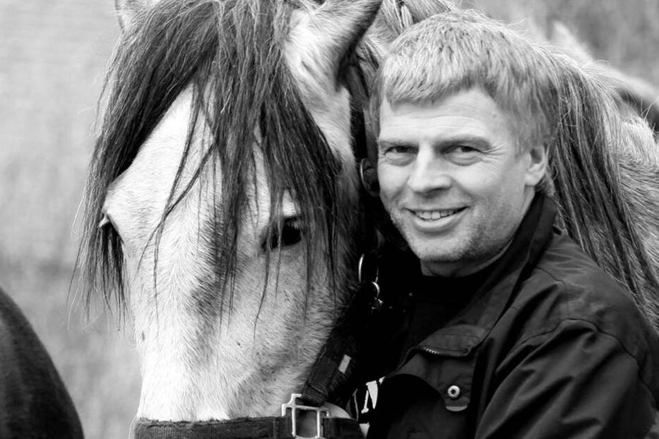Pferdesportler und Stuntman Mario Kahl verlor in dieser Woche den Kampf gegen den Krebs.