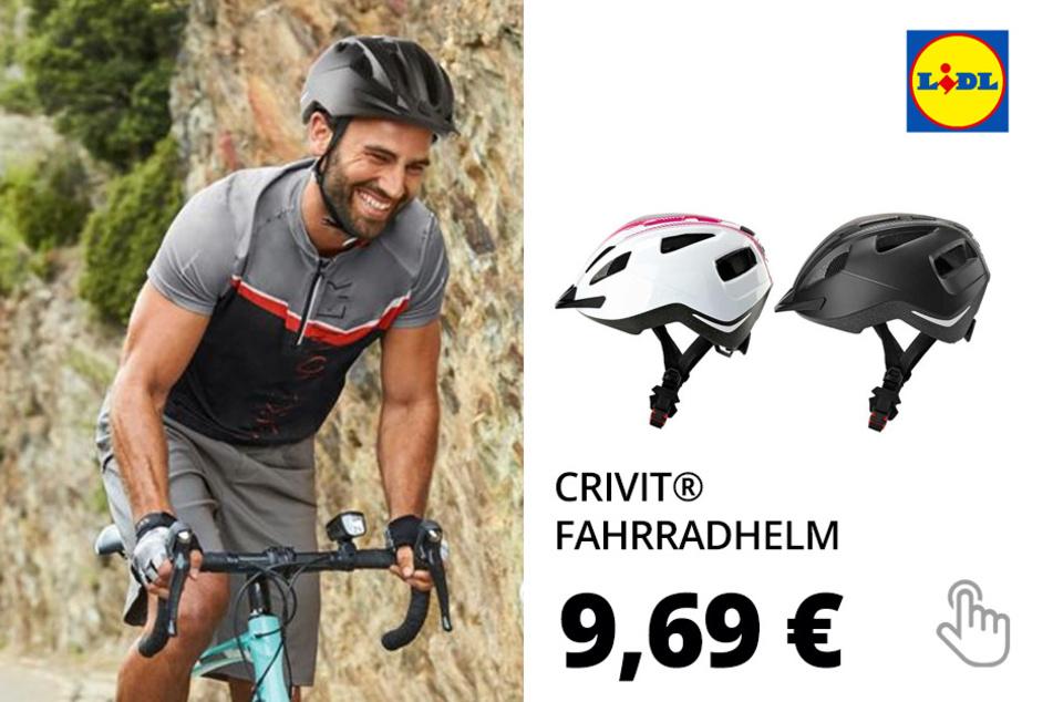 CRIVIT® Fahrradhelm für Damen und Herren
