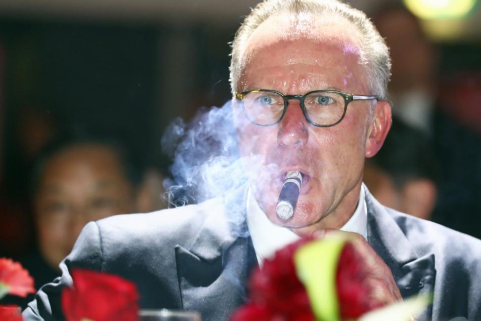 Karl-Heinz Rummenigge (65) hat allen Grund, mit Stolz auf seine bisherigen Leistungen zurückzublicken.