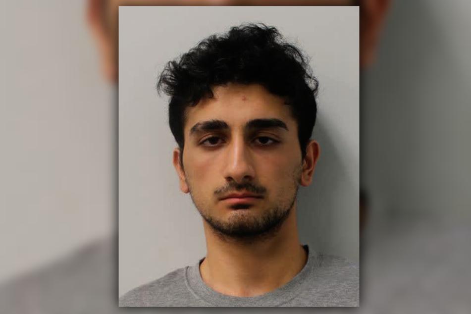 Danyal Hussein (19) wurde am Dienstag des Mordes für schuldig befunden.