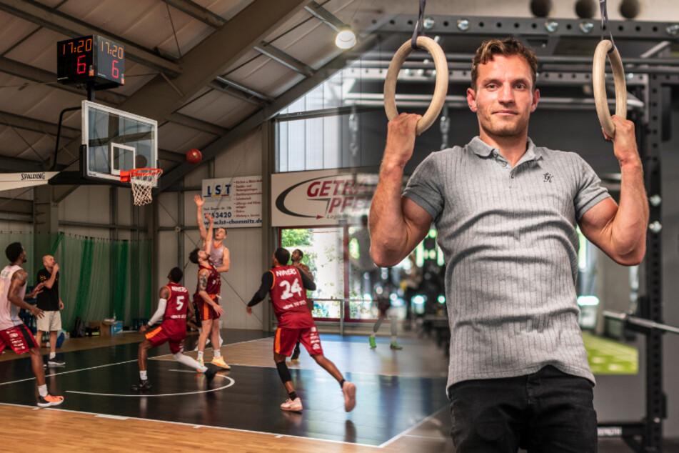 Neuer Sporttempel am Stadtpark: Hier trainiert Chemnitz mit den Niners unter einem Dach