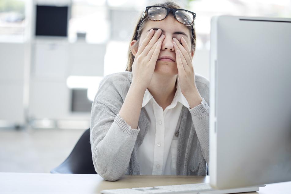Könnten Augenschmerzen ein weiteres Symptom für das Coronavirus sein? (Symbolbild)