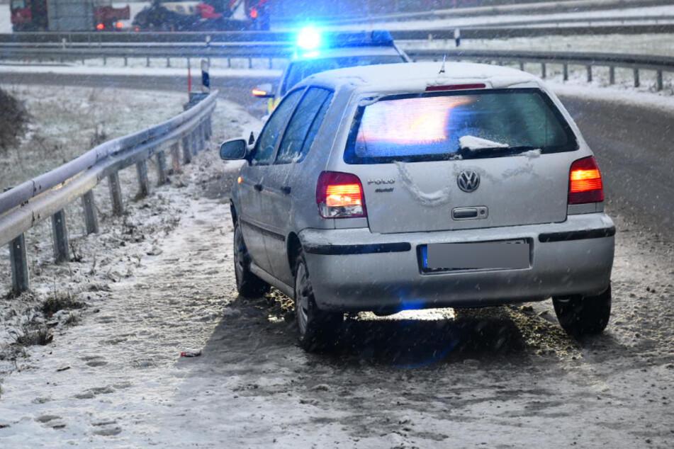 Schnee-Chaos im Rhein-Neckar-Kreis