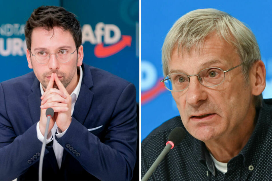 Hohloch oder Berndt: Wer beerbt Andreas Kalbitz als AfD-Fraktions-Chef?