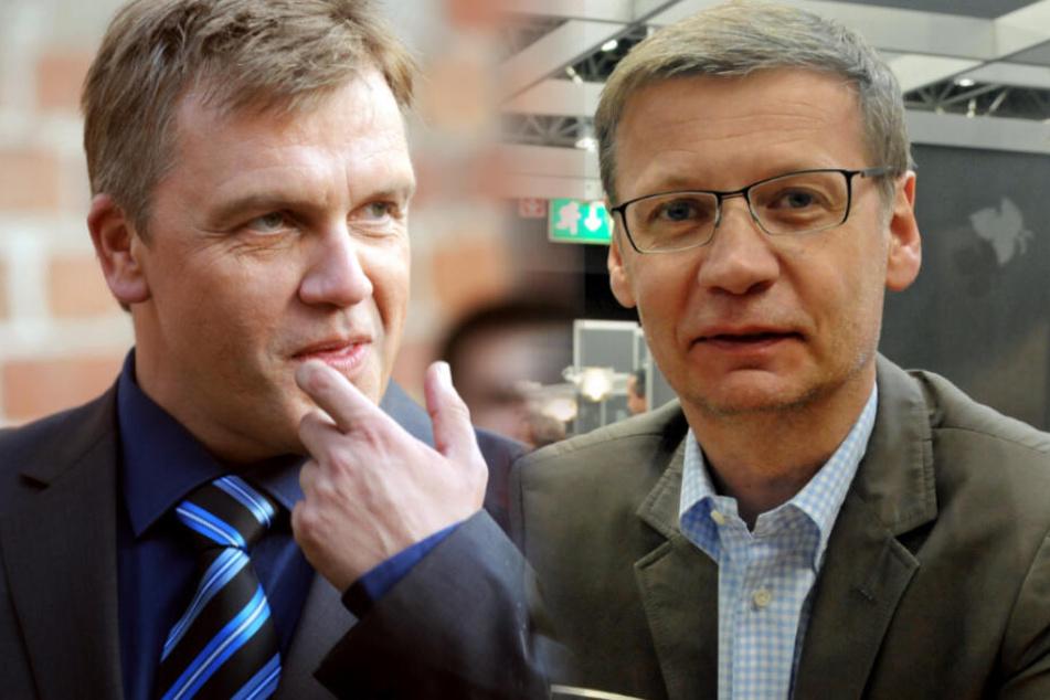 TV-Stars vor Gericht: Günther Jauch klagt an, Hape Kerkeling sagt aus