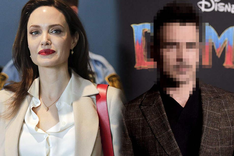 Nach Scheidungskrieg: Neue Liebe für Angelina Jolie?