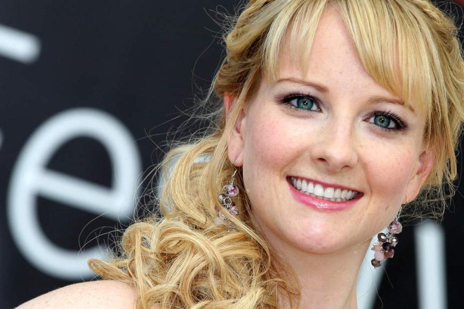 Schauspielerin Melissa Rauch hat nach ihrer Fehlgeburt große Angst vor ihrer Schwangerschaft.