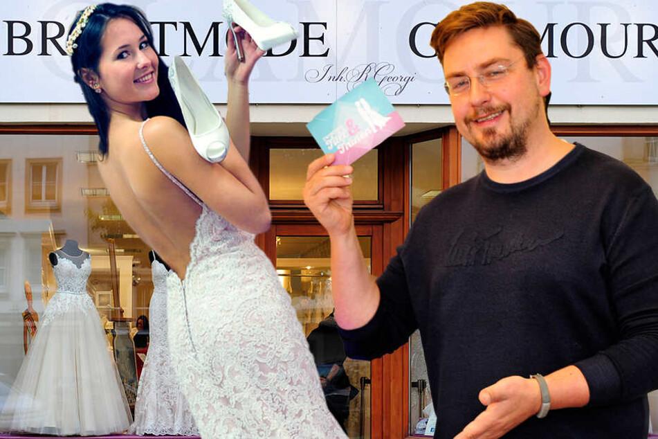 Chemnitzer Brautmoden Laden Geht Bei Vox In Serie