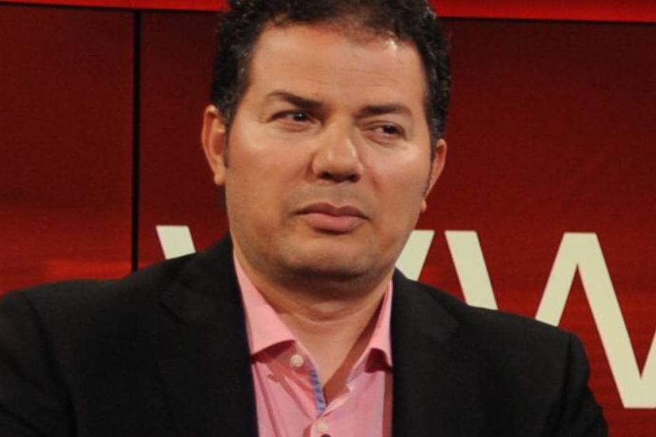 Deutsch-ägyptische Politikwissenschaftler und Autor Hamed Abdel-Samad.