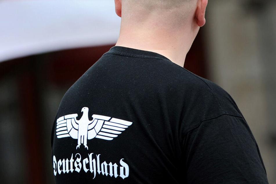 """Ein Tatverdächtiger rief """"Sieg Heil"""" (Symbolbild)."""