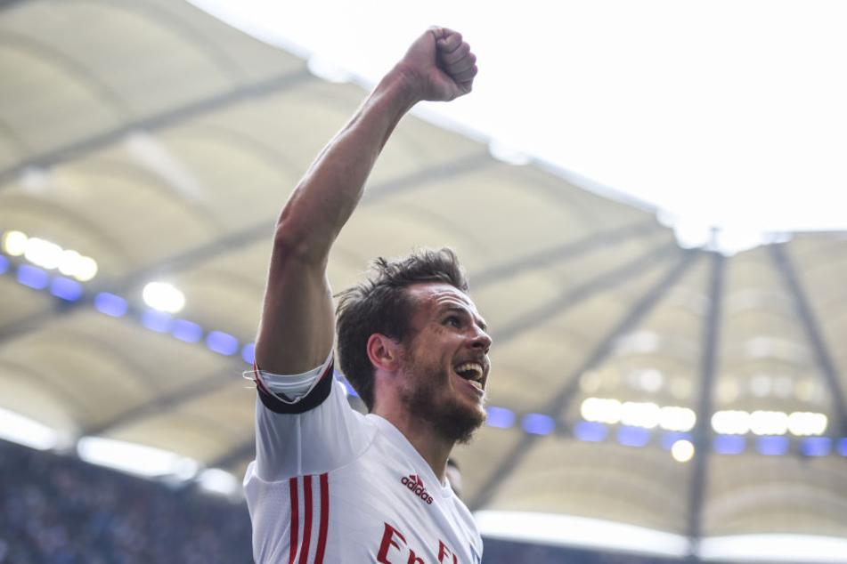 Jubelt der Ex-Mainzer Nicolai Müller bald für die Eintracht?