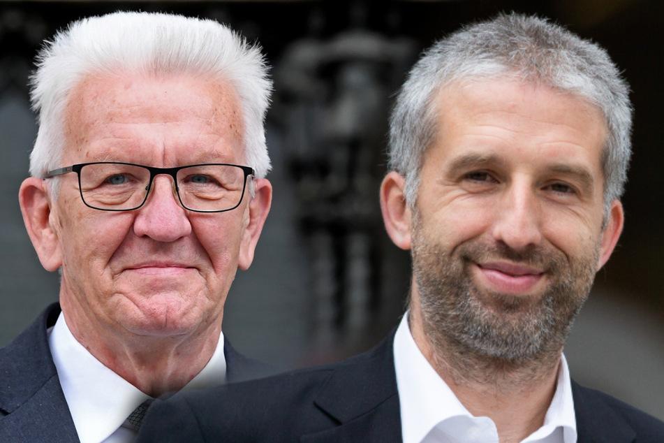 Deutsche sehen Kretschmann als Kanzler-Kandidaten: So schneidet Boris Palmer ab