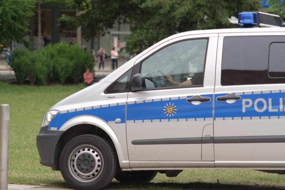 Raubüberfall in der City: Drei Männer verletzt
