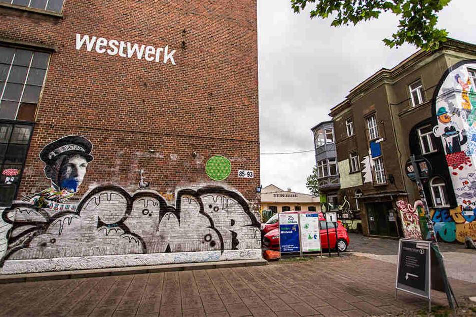 Das Westwerk in Plagwitz bietet seit Jahren Künstlern, Freischaffenden, Vereinen und Handwerkern kreativen Raum.
