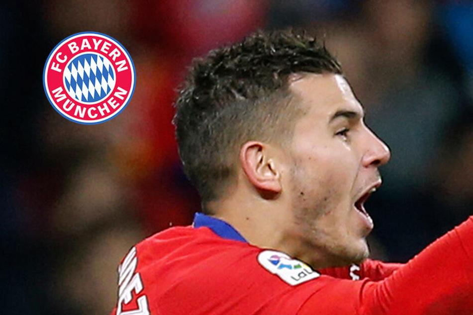 FC Bayern schnappt sich Weltmeister Hernández für Rekordsumme