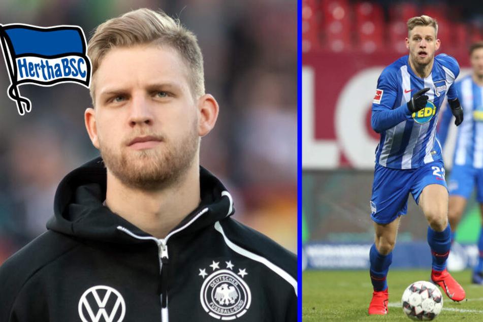 U21-EM: Herthas Maier hat große Ambitionen