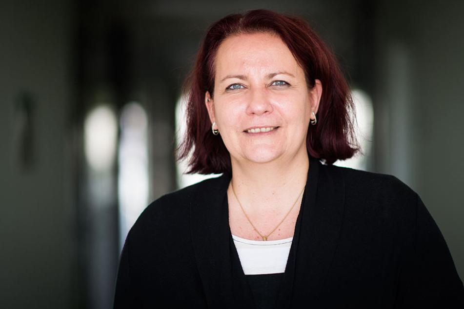 Anke Stein, frühere Leiterin der JVA Heidering (Großbeeren), übernahm die JVA Moabit Ende Mai 2017.