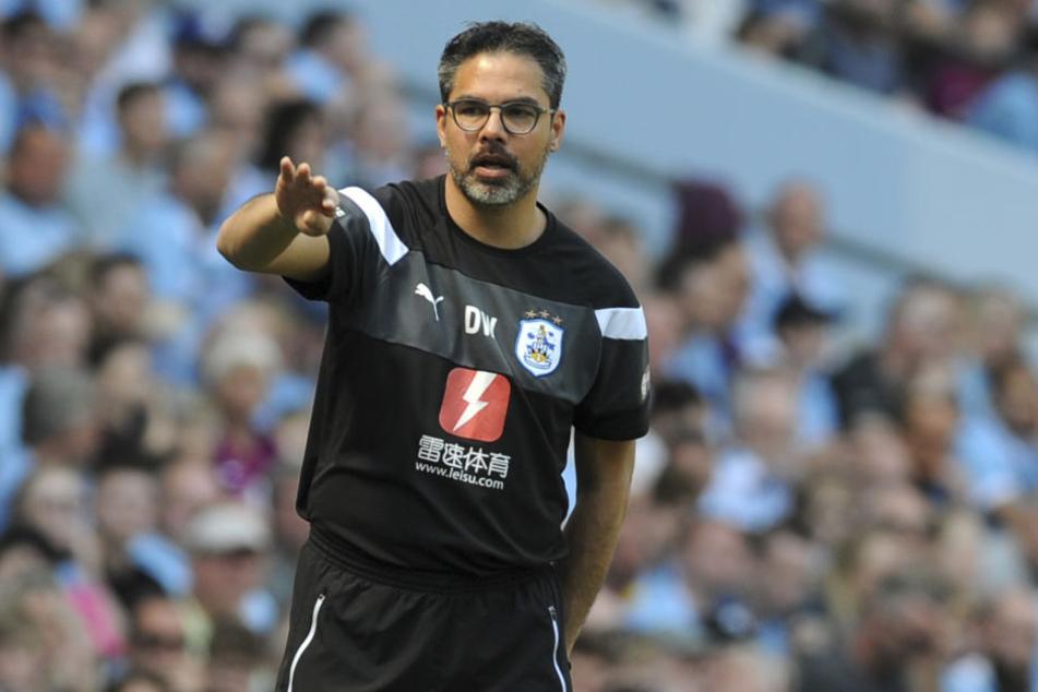 Trainer David Wagner (46) ist mit Huddersfield Town am 3. August Testspielgegner von RB Leipzig.