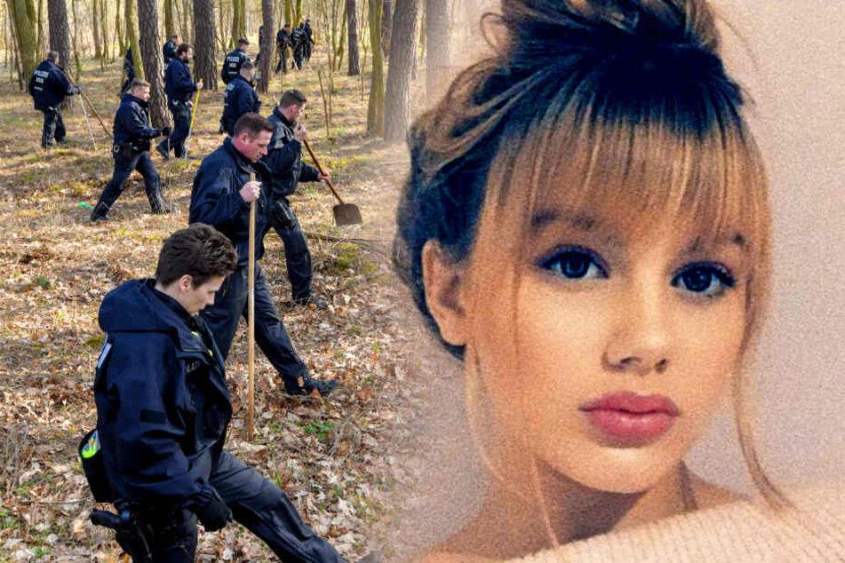 Wochenlang suchte die Polizei unter Hochdruck nach der 15-jährigen Rebecca Reusch.