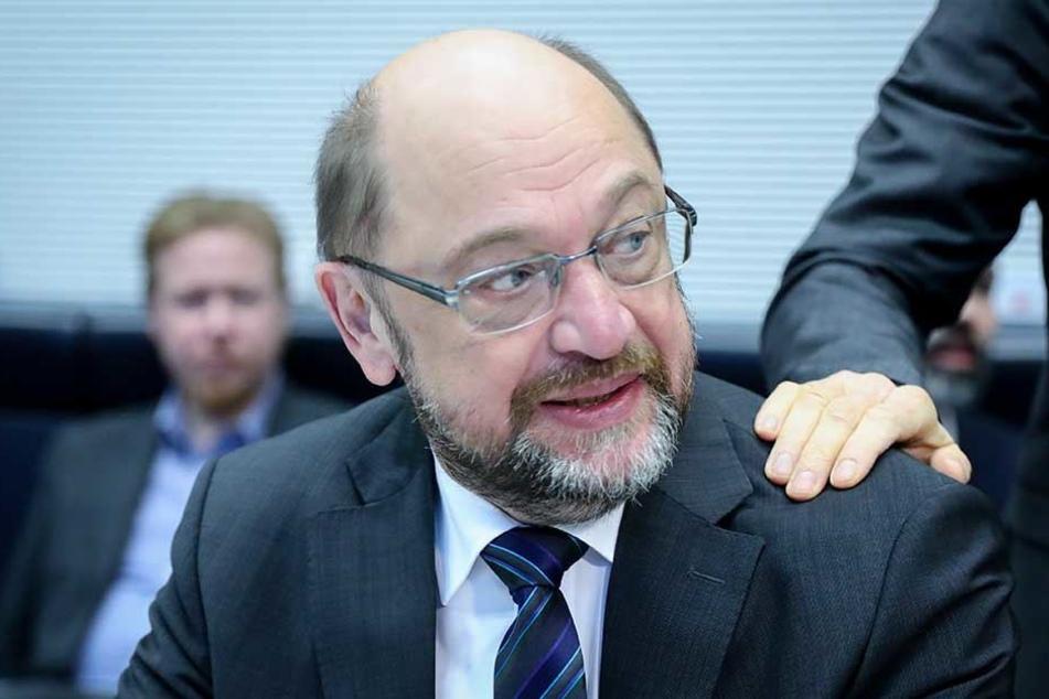Ungetrübt dürfte die Freude über die vielen neuen SPD-Mitglieder beim Vorsitzenden Martin Schmidt nicht sein.