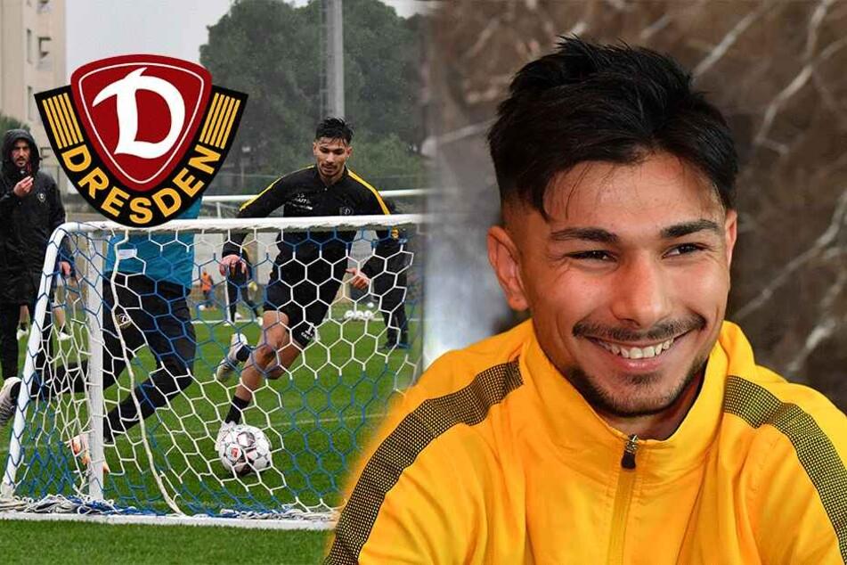 Erstes Interview mit Dynamo-Talent Atilgan!