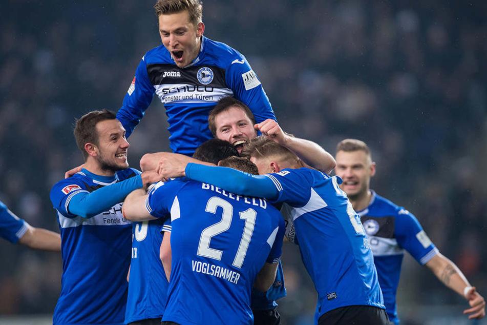Beim 5:0 gegen St. Pauli bereitete Prietl den Treffer von Kerschbaumer vor.