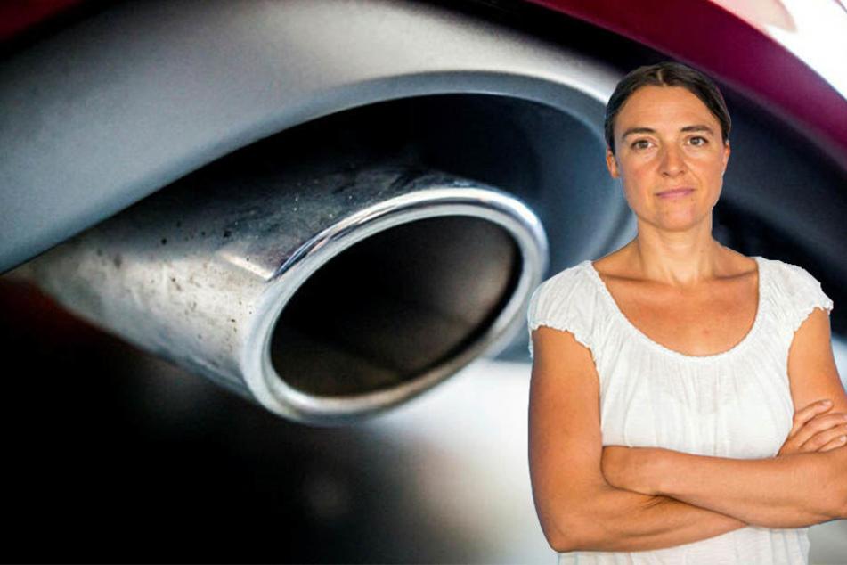 Verbraucherschutz-Juristin Dr. Katja Henschler (40) sucht sächsische Diesel-Fahrer, die ihre Ansprüche gegen Autohersteller gerichtlich durchsetzen wollen.