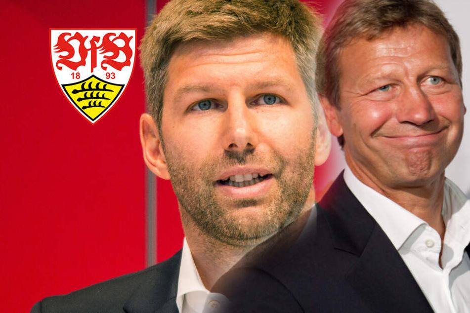VfB-Präsidenten-Wahl: Guido Buchwald hat nicht nur Freunde