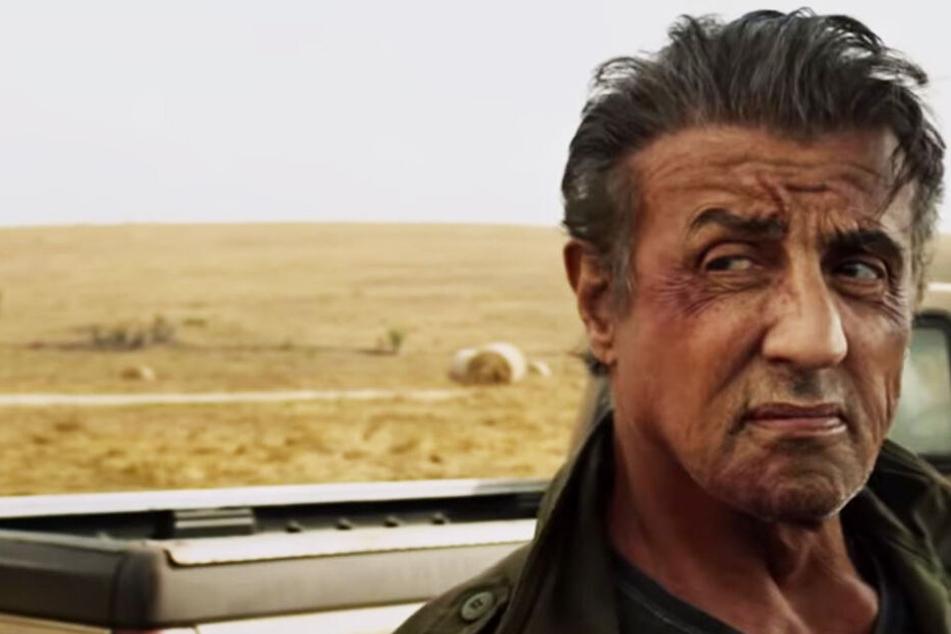 """Hammerhart! Stallone sorgt im ersten Trailer zu """"Rambo: Last Blood"""" für fette Action!"""