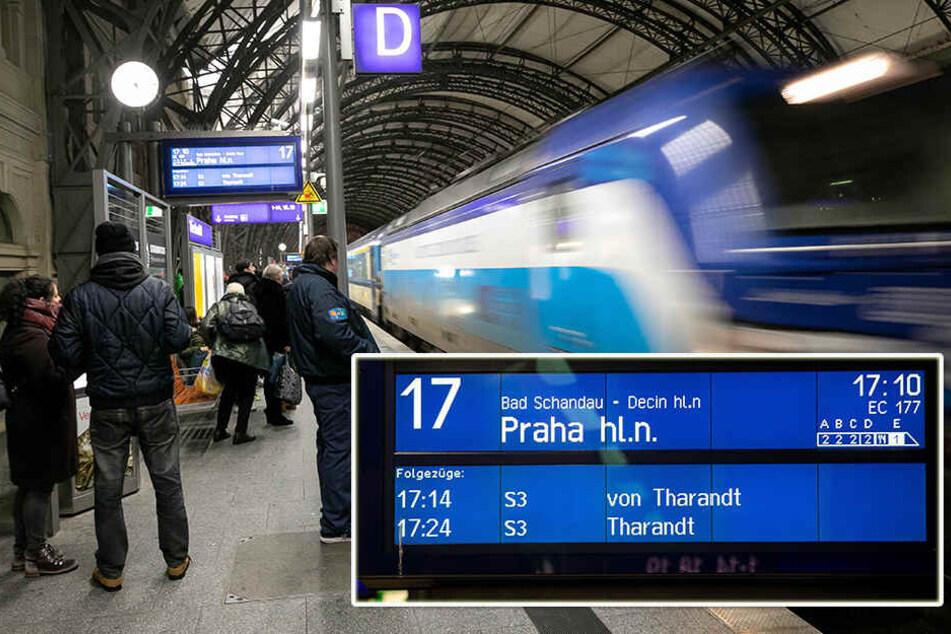 Günstig von Dresden nach Prag? Bahn lässt Billigticket klammheimlich sterben