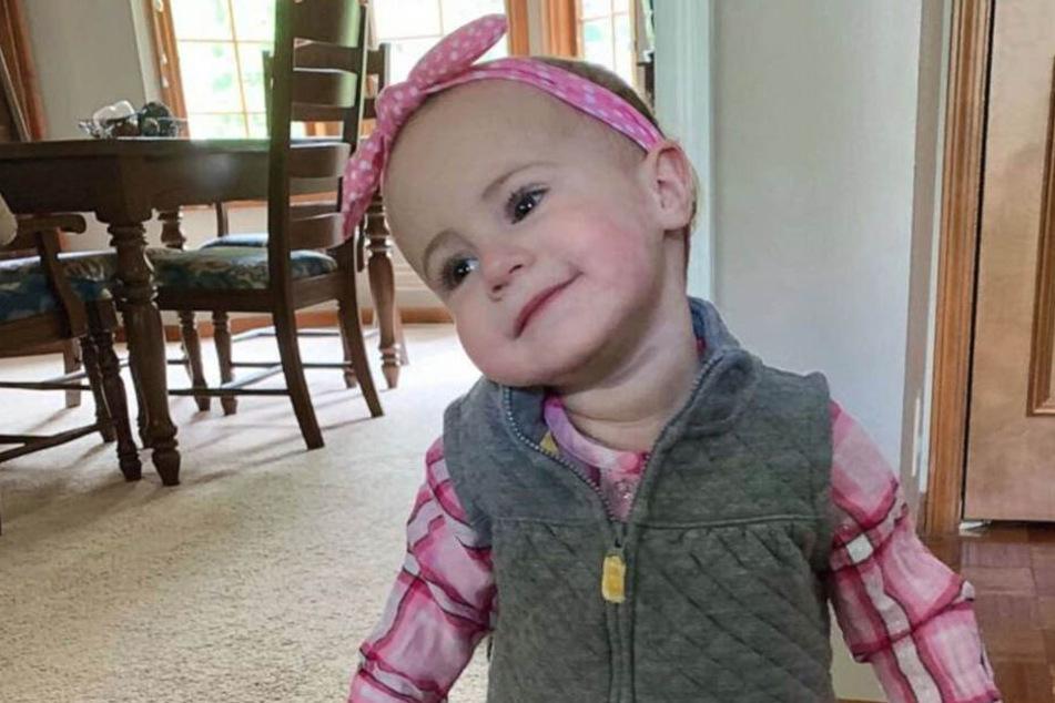 Chloe Wiegand wurde nur 18 Monate alt.