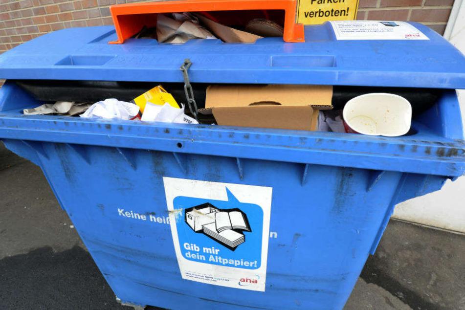 Köln: Kurioser Fall: Mann klaut Altpapier von Maler für 60.000 Euro