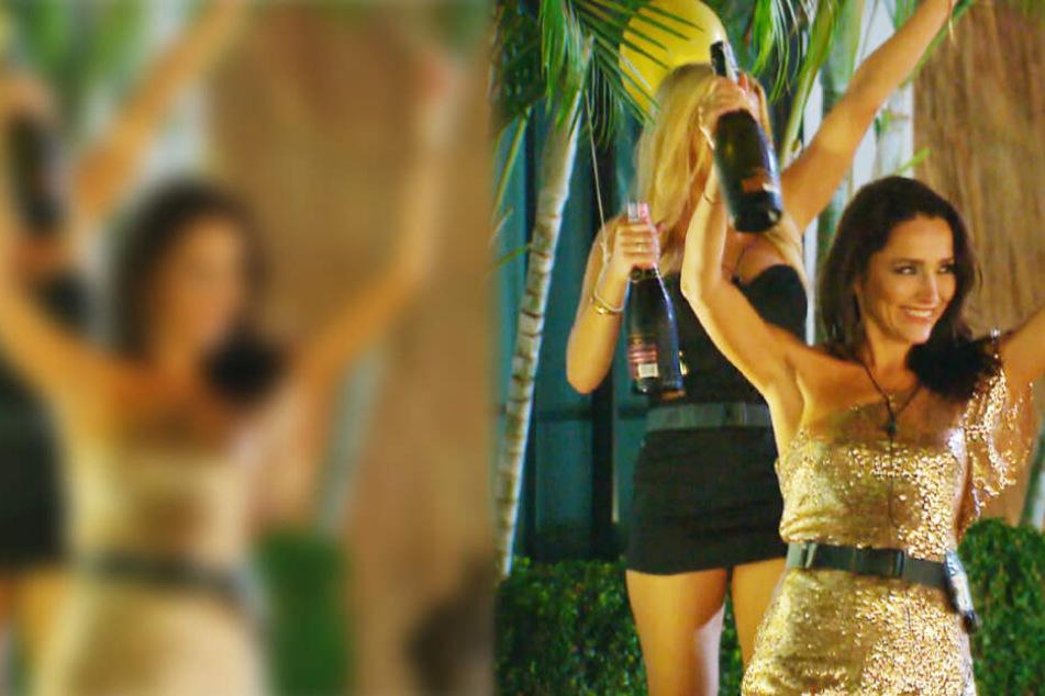 """Böse Überraschung bei """"Temptation Island"""": Diese zwei Ladys stürmen die Männer-Villa"""