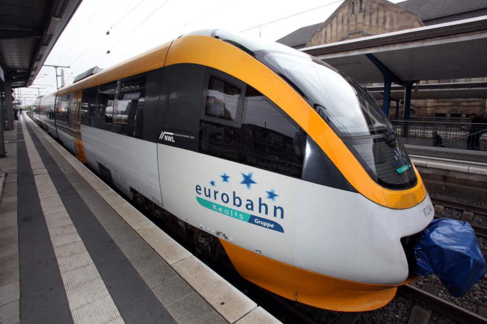 Zu einigen Uhrzeiten wird die Eurobahn am Dienstag nicht fahren. (Symbolbild)