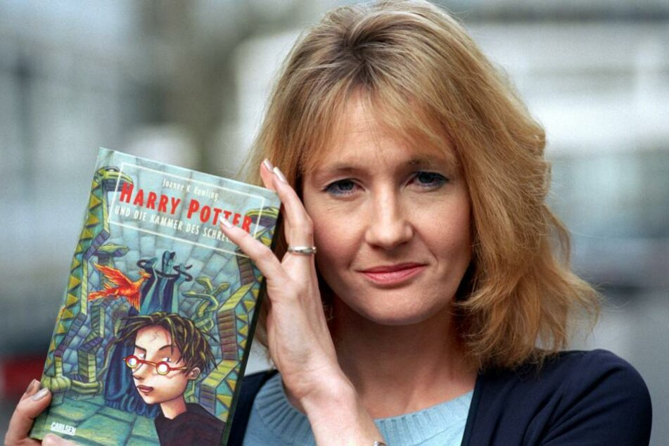 Die britische Autorin Joanne K. Rowling (51).