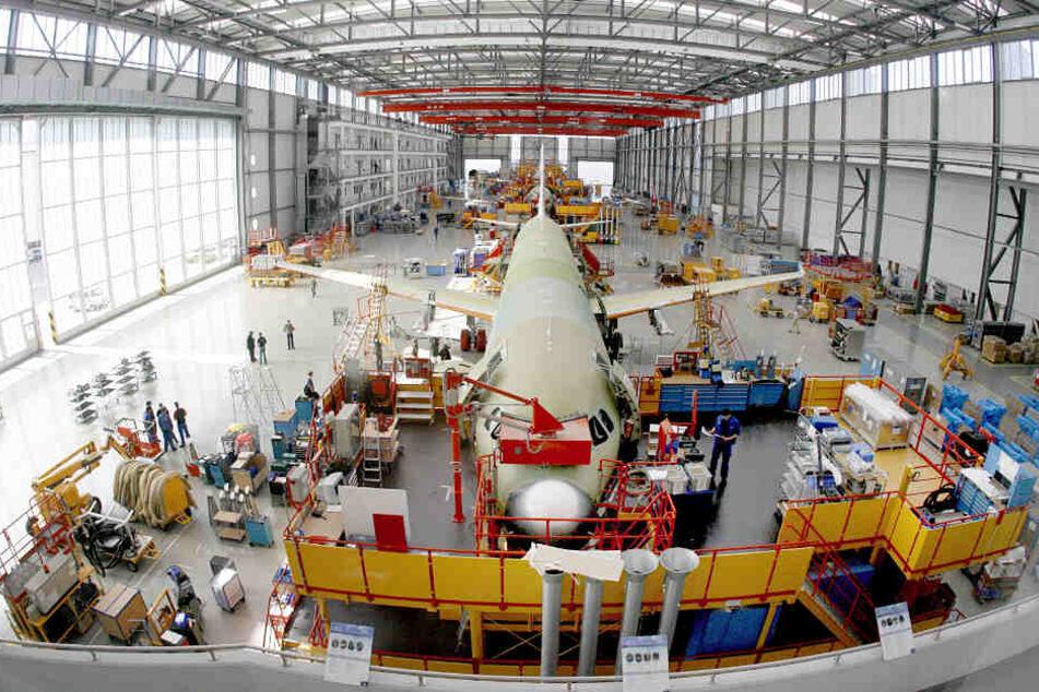 Airbus will doppelt so viele Besucher wie bislang im Hamburger Werk empfangen