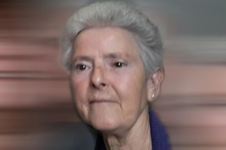 Sandra Seagrave (†76) auf einem Facebook-Pic.