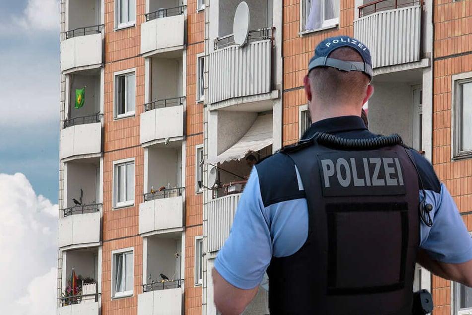 23-Jähriger soll Wohnung in Dresden-Prohlis angezündet haben
