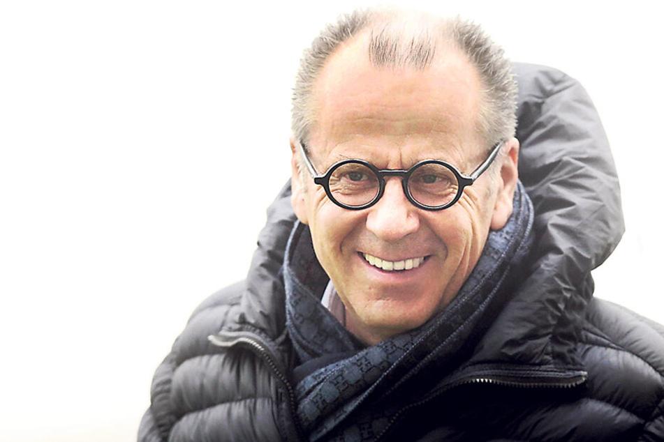 CFC-Insolvenzverwalter Klaus Siemon hat gut lachen.