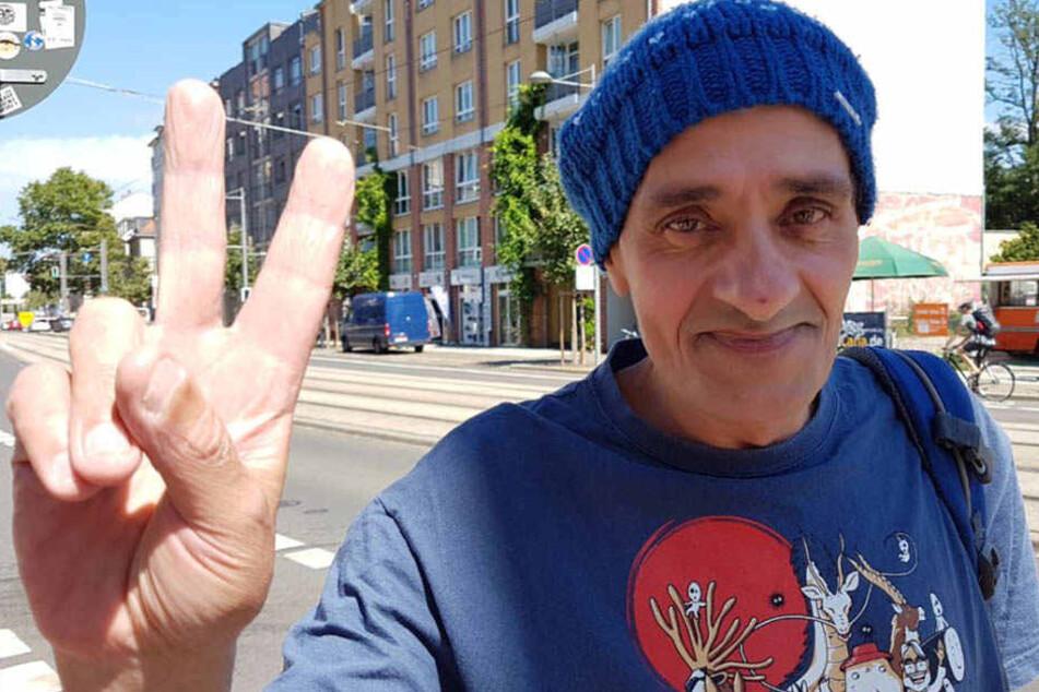 42.000 Kilometer in 28 Jahren: Doch dieser Mann hat sein Ziel noch nicht erreicht