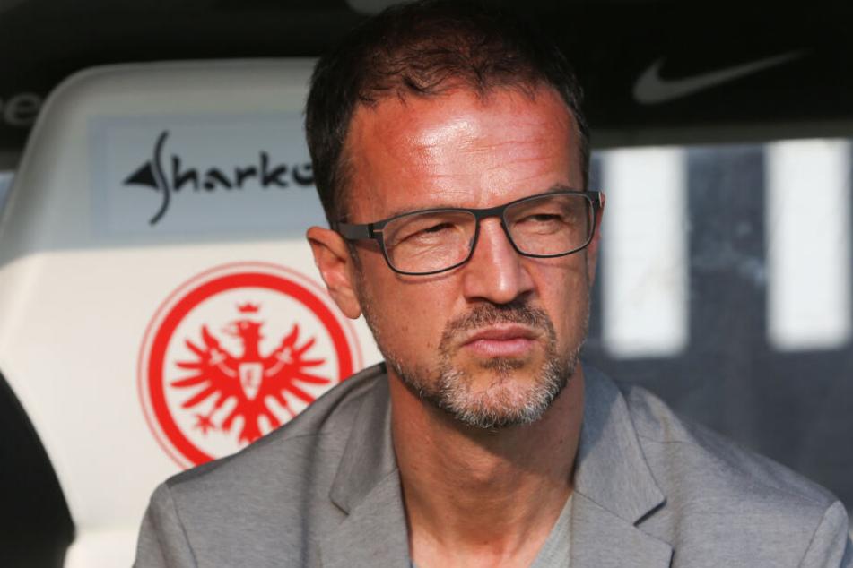 Eintracht Frankfurts Sportvorstand Fredi Bobic.