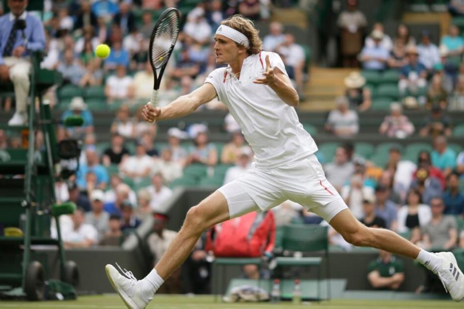Tennis-Profi Zverev eröffnet European Open gegen alten Bekannten