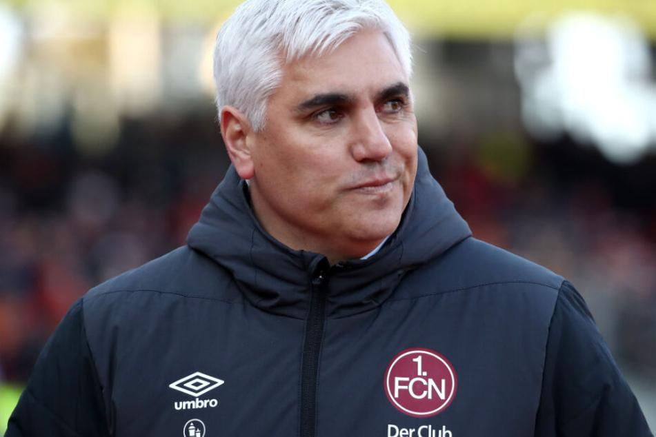 Sportvorstand Andreas Bornemann wurde vom Club beurlaubt. (Archivbild)
