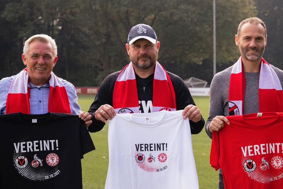 """""""Kölsches"""" Turnier für den guten Zweck: 1. FC Köln trifft auf zwei Stadtrivalen"""