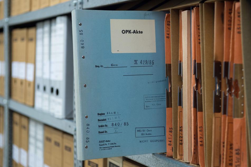 Interesse an der Vergangenheit ist hoch: Thüringer sind heiß auf Stasi-Akten