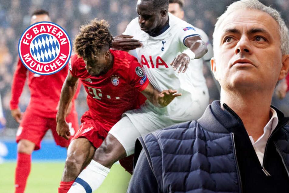 Rache an FC Bayern: Gelingt Tottenham mit José Mourinho die große Revanche?