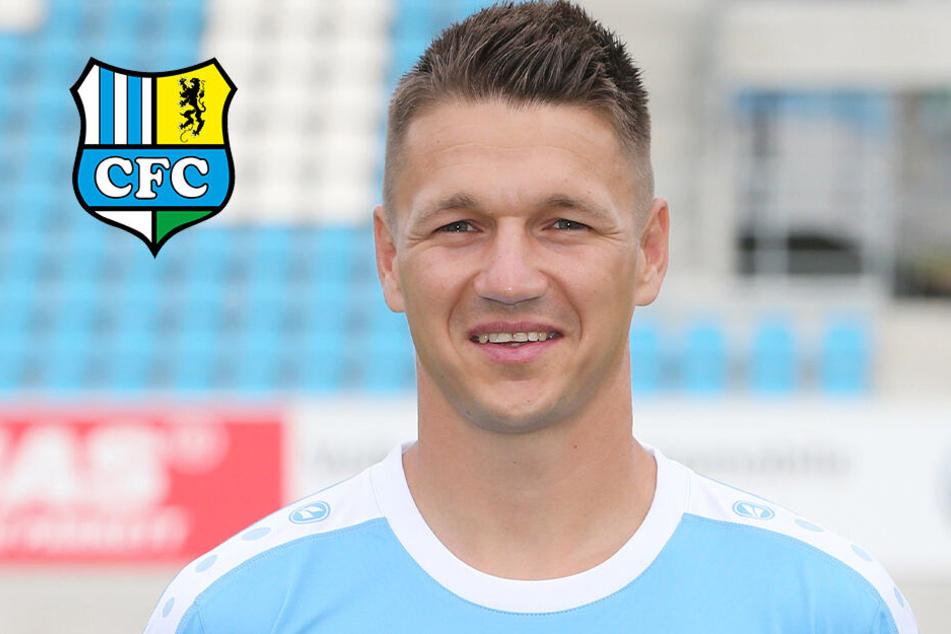 Entscheidung gefallen: Daniel Frahn ist neuer CFC-Kapitän