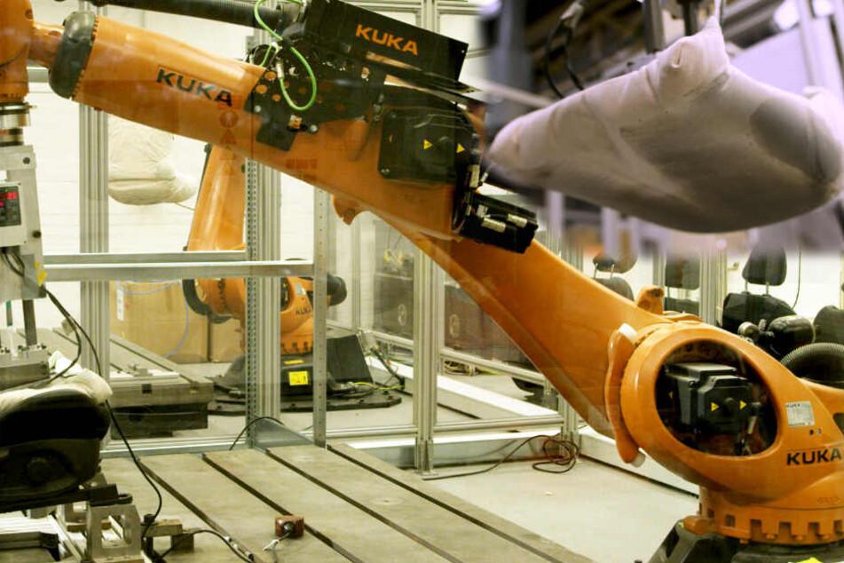 Ihr glaubt nicht, was dieser Roboter simuliert!