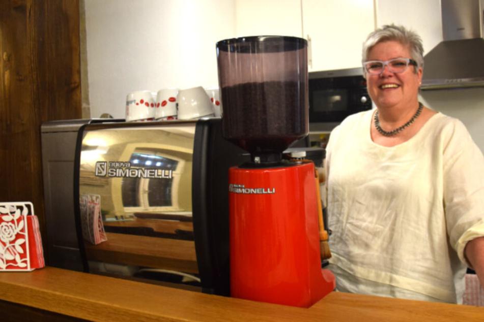 Kaffee zwischen Zuhältern und Bordellen: Sie gibt Prostituierten Hoffnung